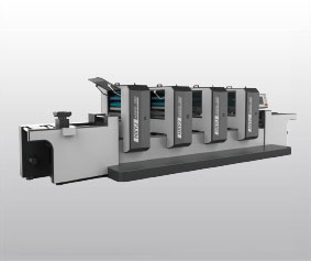 HXPS-350 Intermittent Label Offset Press