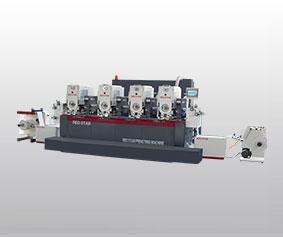 LZ-300 intermittent rotary label printing machine
